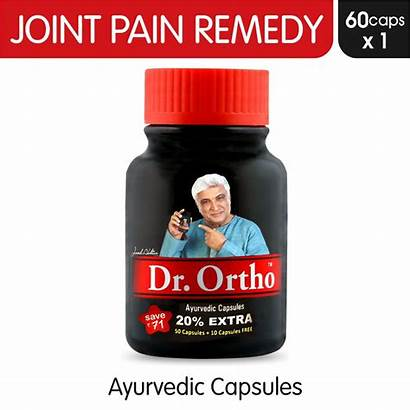 Pain Ortho Ayurvedic Joint Dr Capsules 60caps