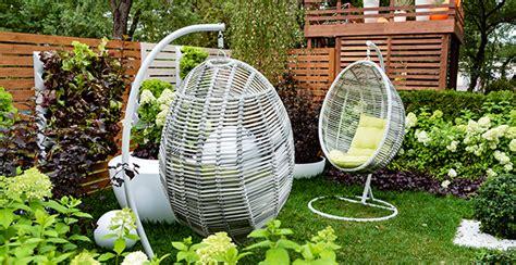 3 Sedute Sospese Per Giardini E