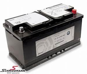 Autobaterie BMW 90 AH AGM
