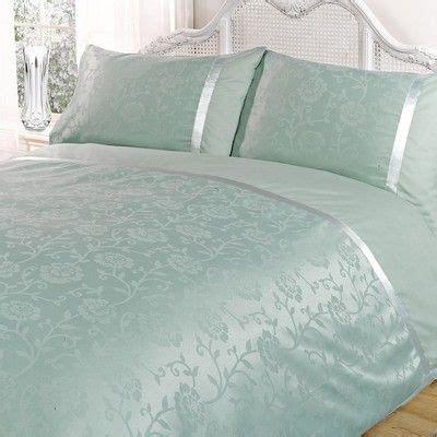 west duvet  pillowcase set duck egg matching cushion