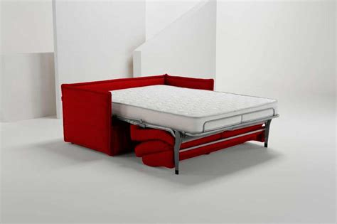 red sleeper sofa queen boreas red queen sleeper sofa by pezzan sofa beds