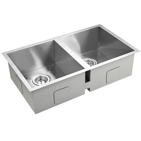 utility sink in kitchen stainless steel kitchen laundry sink 770 x 450 mm 6746