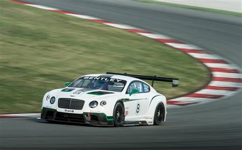 Bentley Race Car by Bentley To Enter N 252 Rburgring 24 Hours For Time In 2015