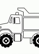 Coloring Plow Snow Truck Pages Wuppsy Trucks Colouring Easy Transportation Printables Printable Dump Preschool Random sketch template