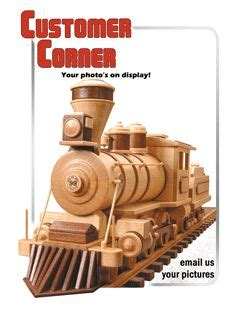 wooden model train plans woodworking projects plans