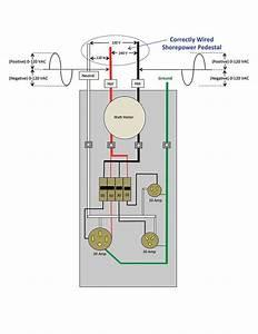 50 Amp Shore Power Wiring Diagram