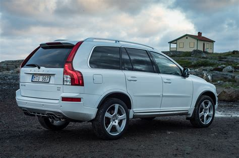 Volvo Xc90 Photo by 2013 Volvo Xc90 Rear View 206175 Photo 11 Trucktrend