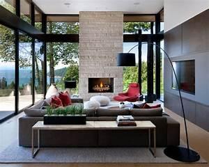 modern rustic living room design decor modern living room With living room contemporary decorating ideas