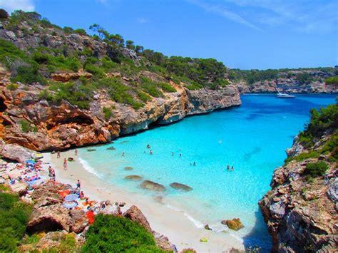 Calo Des Moro Beach Mallorca Spain Places To Go Before