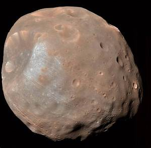 How Big is Phobos When Seen from the Surface of Mars ...
