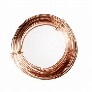 TIC 7.7m x 20g Picture Hanging Copper Wire | Bunnings ...