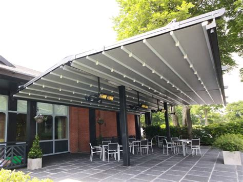 retractable awning heaters infrared heating tansun