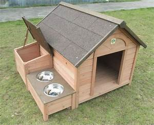 DH 12 DOG HOUSE Outdoor Wooden Pet Dog House Animal Home ...