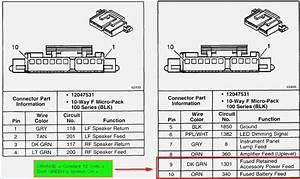 2004 Gmc Radio Wiring Diagram  U2013 Vivresaville Com