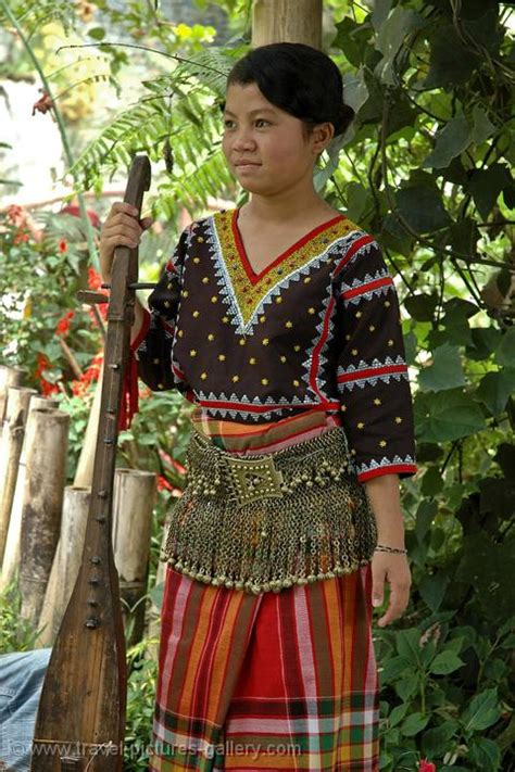 Travel Pictures Gallery- Philippines-0008- Tboli or Tu0026#39;bolis indigenous people