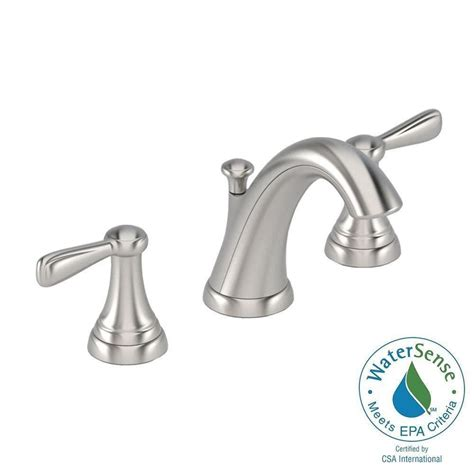 home depot bathroom faucets american standard