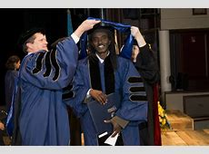 University honors 'remarkable' graduates at doctoral