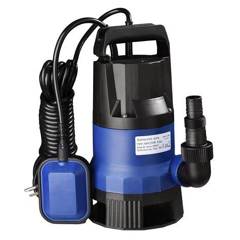 10 Best Submersible Pumps