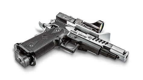 sti speed demons 10 competition pistols from sti international