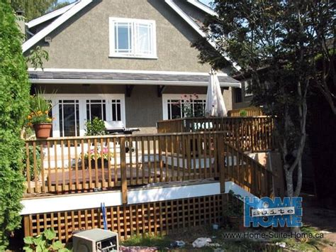 decks patios and outdoor space improvements vancouver