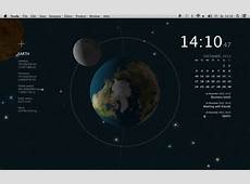 Planets Live Wallpaper 11 download macOS