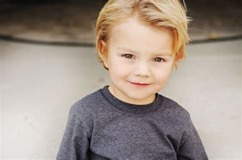 17+ Images About Little Boy Hair Styles On Pinterest