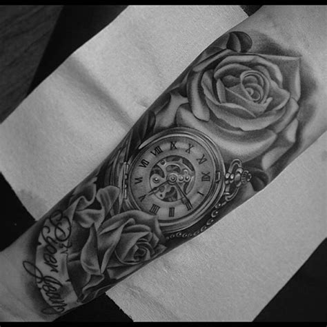 image result  women  sleeve forearm tattoo steam