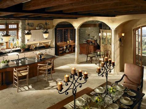 Deco Italienne La D 233 Co Italienne Et Les Particularit 233 S Du Style Toscane
