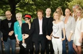 Paul McCartney family ...