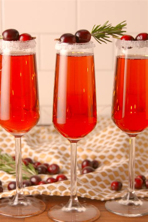 mimosa cuisine best cranberry mimosas recipe how to cranberry