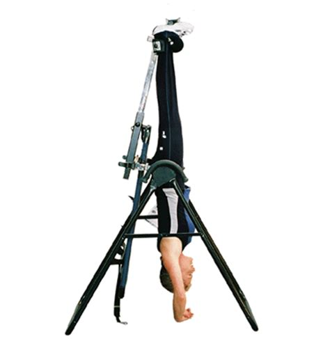 Inversion Table - Exercises