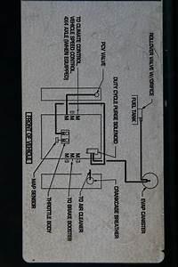 4x4 Front Axle Vacuum Line Broke