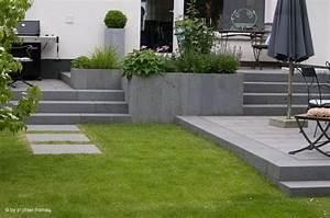 Terrassengestaltung Mit Holz Und Stein : terrasse holz mit naturstein ~ Eleganceandgraceweddings.com Haus und Dekorationen