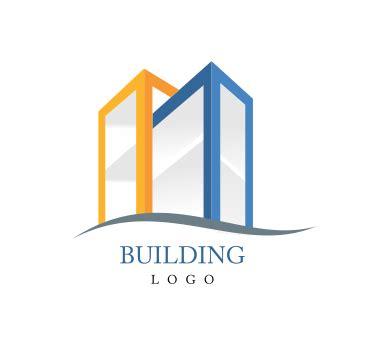 Building Construction Vector Logo