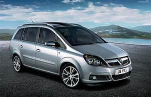Review  2009 Vauxhall Zafira