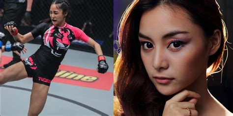 meet  worlds  gorgeous  dangerous thai mma