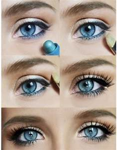 blue eye makeup tutorial | Eye Makeup Ideas | Pinterest ...