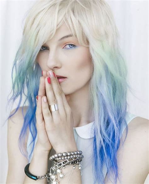 15 Pretty Pastel Hairstyles To Try This Summer Brit Co