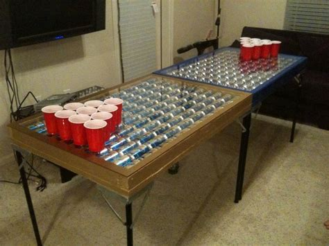 homemade beer pong table 17 best images about beer pong table on pinterest