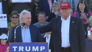 Alabama's Jeff Sessions Becomes First Senator to Endorse ...