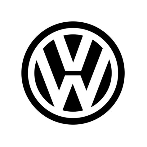 volkswagen logo black and white volkswagen news and reviews motor1 com
