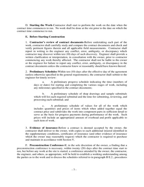 sample general terms  conditions