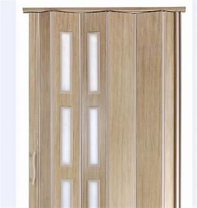 Falttür Mit Fenster : faltt r schiebet r sonoma eiche fenster h he 202cm breite bis83cm ~ Whattoseeinmadrid.com Haus und Dekorationen