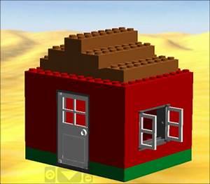 pc astuces creer ses maquettes en lego With creer maison 3d gratuit 1 une plan construction maison lhabis
