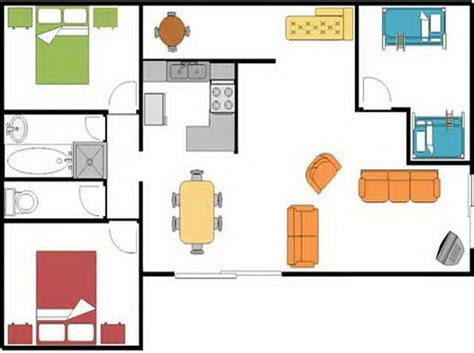 function house design small ranch house plans the basic function bitdigest design