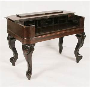 14 best images about overstuffed furniture on pinterest With letter writing desk
