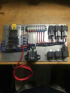 Ls Swap Fuse And Relay Panel