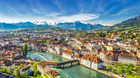 Luzern Switzerland Mountain Pilatus 4k Ultra Hd Tv
