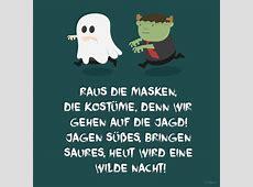 Halloween Sprüche mit Grusel & SüßigkeitenGarantie