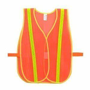Amazon Motorcycle Vest Neon Orange Sports